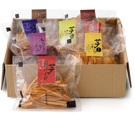 芋けんぴ小袋(8袋入り)
